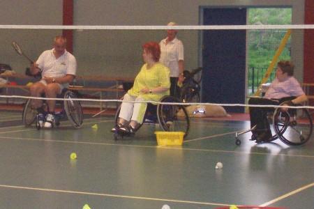 Aangepast badminton nu een jaar verder - Nieuws ... Badminton Geschiedenis
