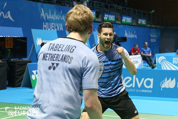 Photo: Badminton Europe/Mark Phelan
