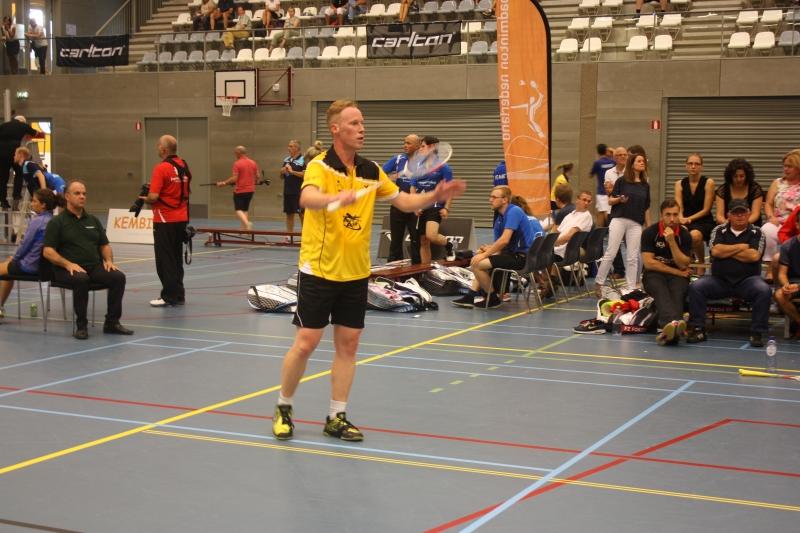 Eerste vlucht AviAir Almere geslaagd - Nieuws - Badminton ... Badminton Tilburg
